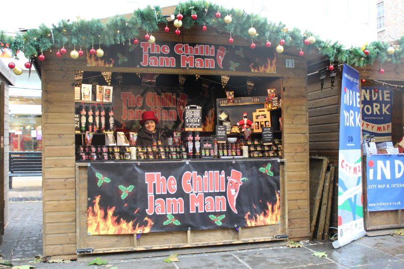 York Christmas Markets