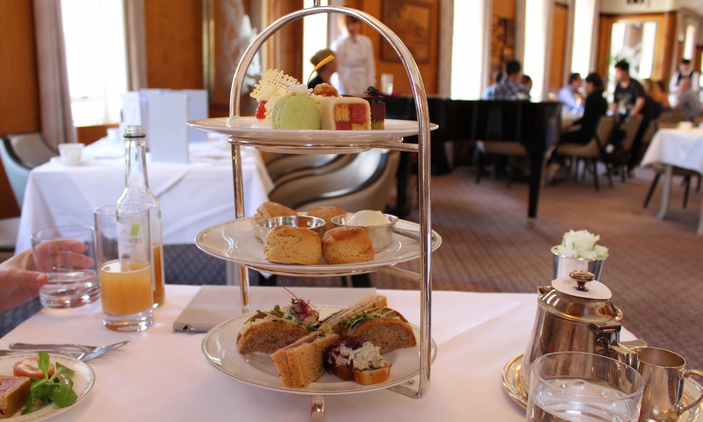 Best things to do in York - Try afternoon tea at Betty's