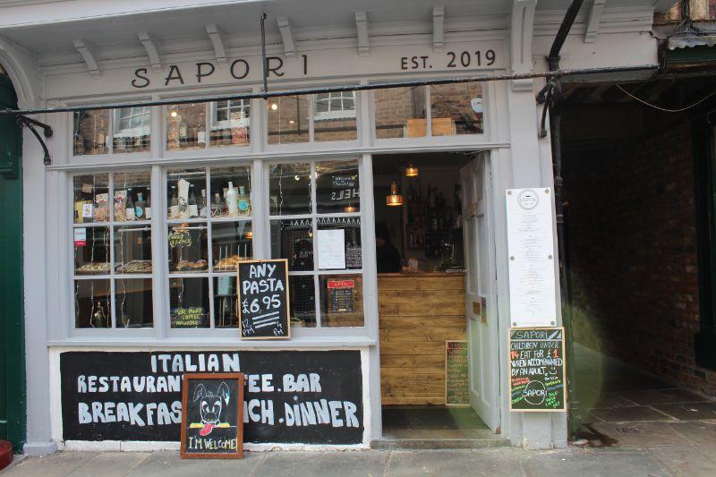 Italian Restaurant in York