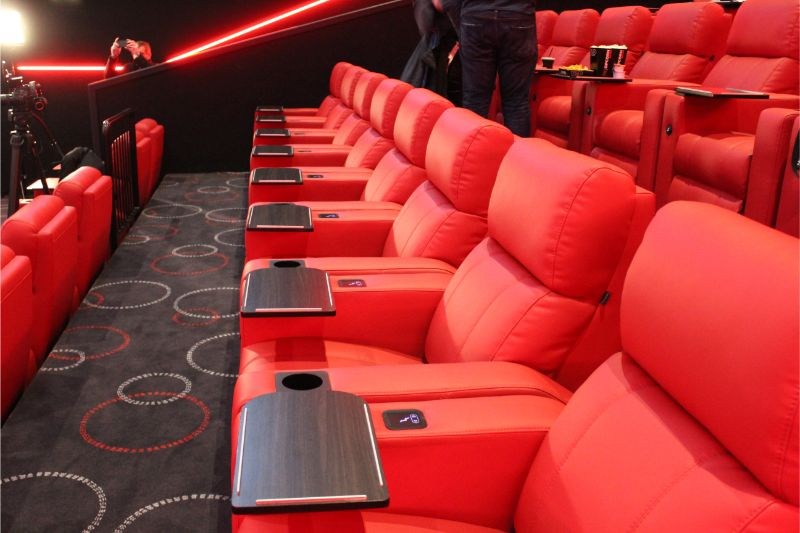 VIP Room at Cineworld York Review