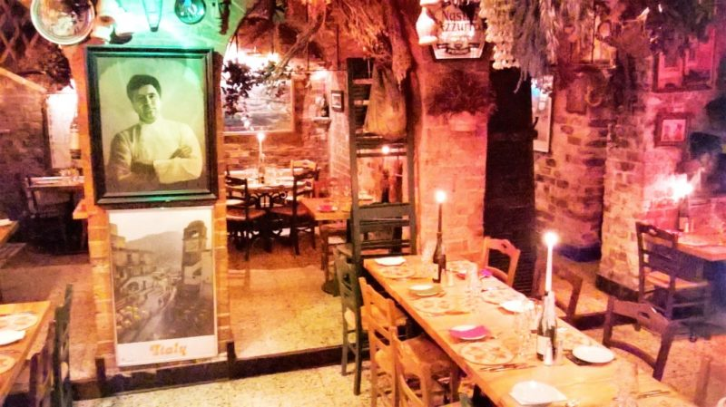 Delrio's Italian Restaurant York