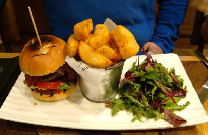 best burger restaurants in York