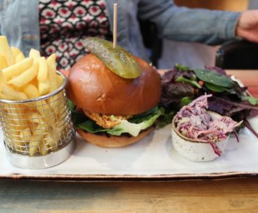Best Burgers in York – 4 Fab Burger Restaurants in York