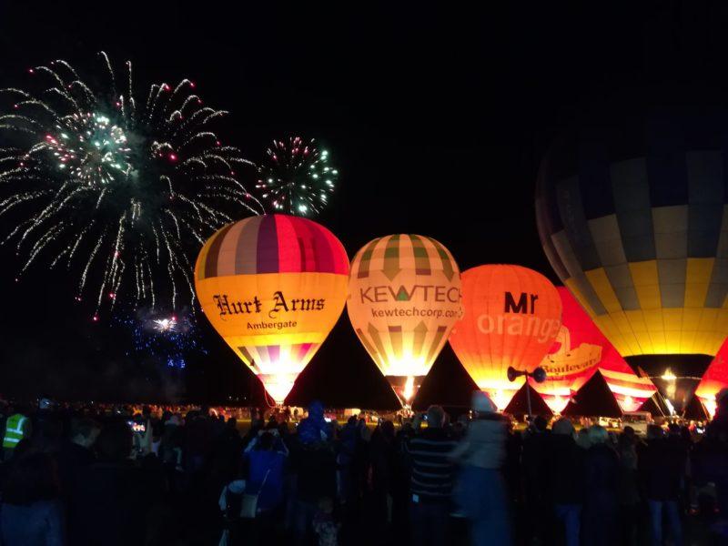 York Balloon Fiesta - Festivals in York