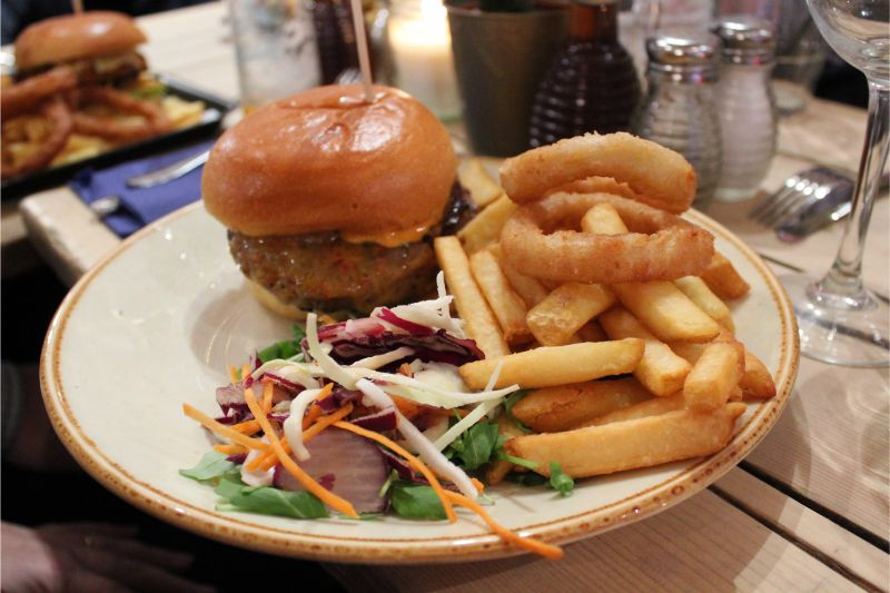 best burgers in York