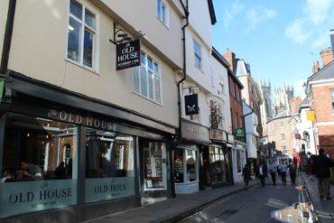 restaurants in York