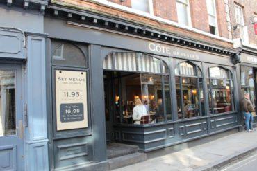 french restaurant York