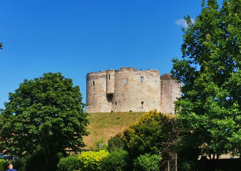 Clifford's Tower, York - Things to do in York