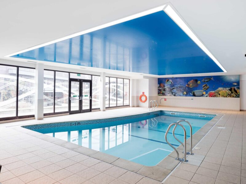 york hotels with swimming pools