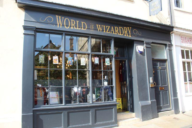 World of Wizardry, The Shambles Harry Potter
