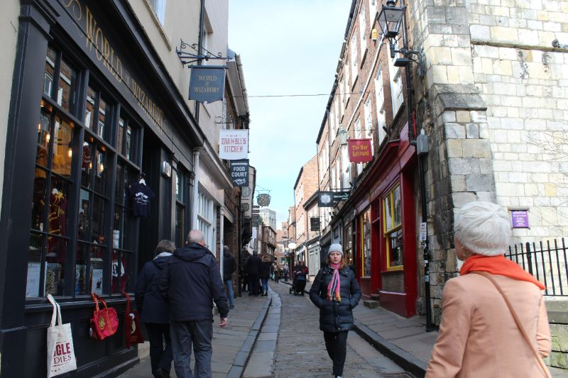 attractions in york