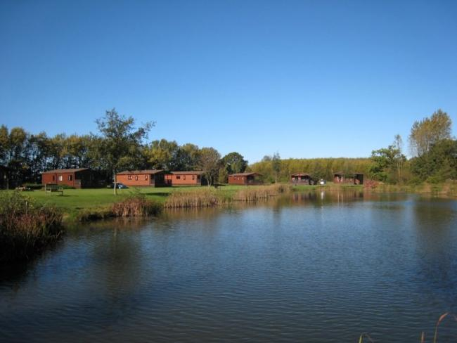 log cabins or lodges York
