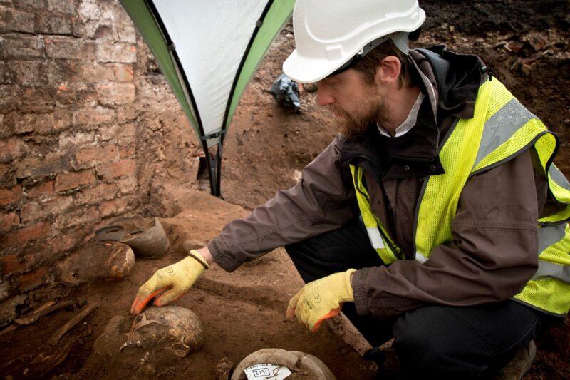 Dig for Eboracum - The Roman Quarter