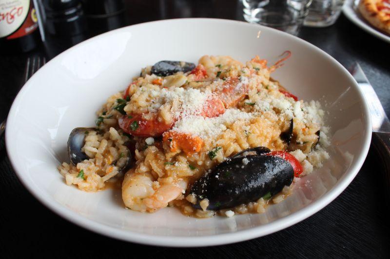 Italian restaurant York