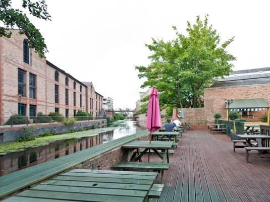 york pubs with beer gardens