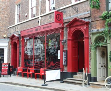 Jimmy's Rock and Roll Bottomless Brunch Review