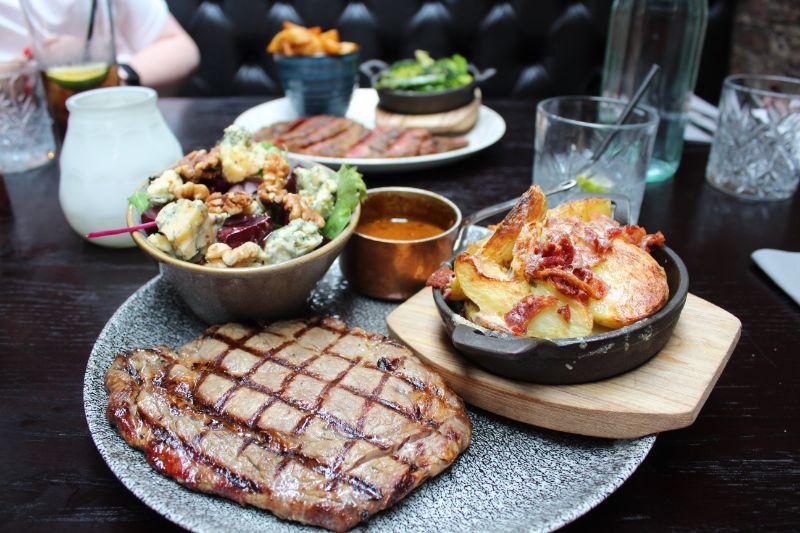 steak restaurant in york