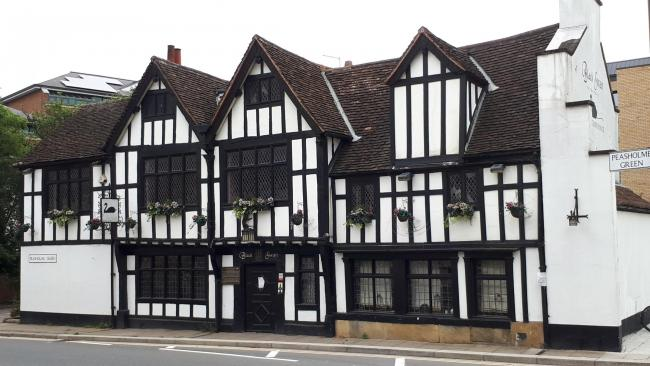 haunted pubs in york