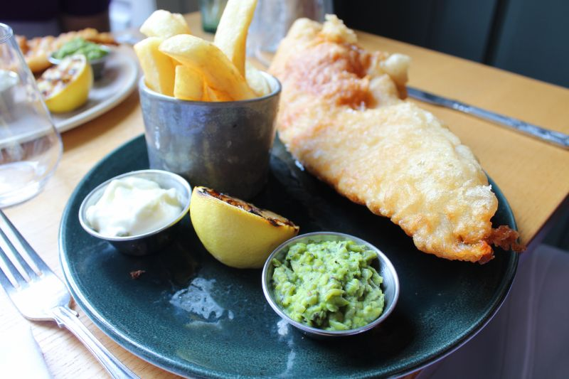 fish and chips york